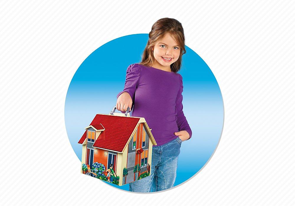 PLAYMOBIL Take Along Modern Doll House by PLAYMOBIL® (Image #5)