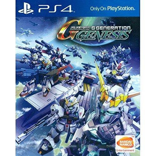 SD Gundam G Generation Genesis (English Subs) for PlayStation 4 - G Gundam
