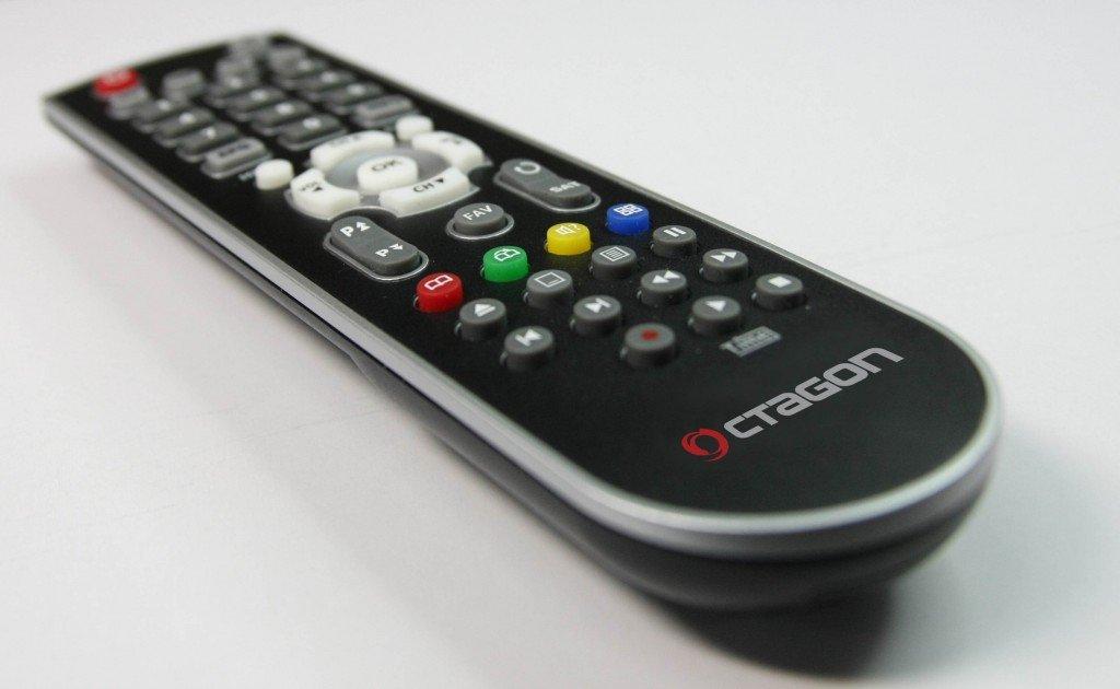 Octagon SF 418 SE SD 1x Conax DVB-C Kabel Receiver Satelliten ...
