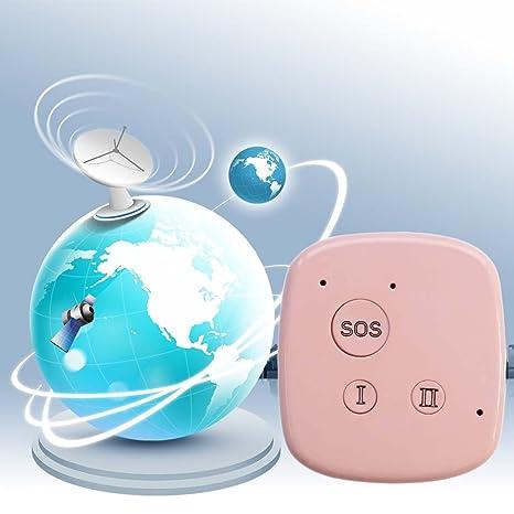 Dailyinshop - Localizador de rastreador GPS portátil para Coche en Tiempo Real