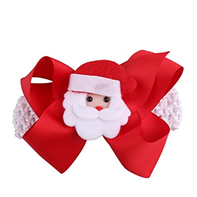 Christmas Headband Craft.Amazon Com Christmas Headband Hunzed Girls Christmas