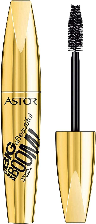 Astor Big & Beautiful Boom Killer Máscara de Pestañas Tono 910 Ultra Black - 28 gr