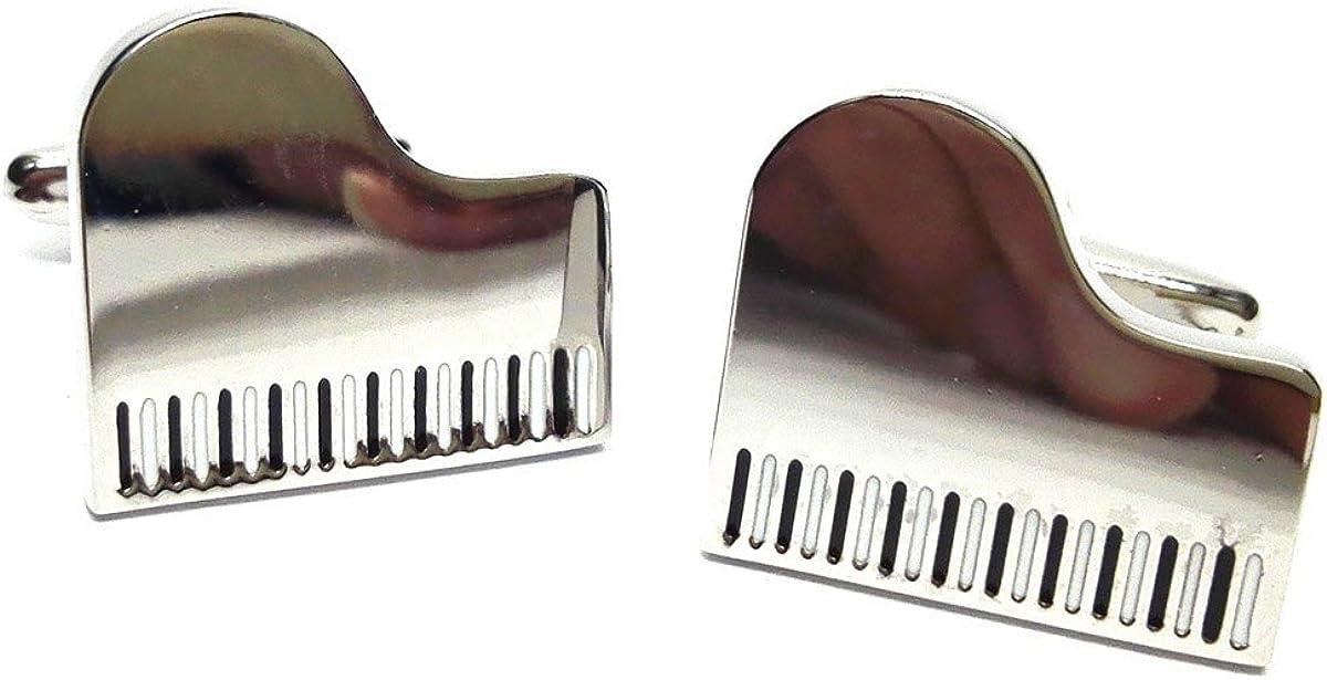 Grand Piano Music Cufflinks X2PSN179