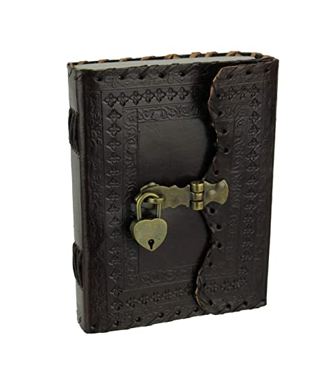 b1d3ad5e8237 Image Unavailable. Image not available for. Color  Fantasy Gifts 2807  Stitched Lock and Key Embossed ...