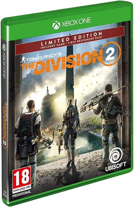 The Division 2 (Edición Exclusiva Amazon): Amazon.es: Videojuegos