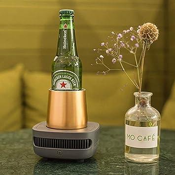 Heureux Taza de refrigerador portátil para automóvil de 12 V ...