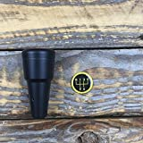 Condor Weighted Shorty Shift Knob with MOMO/OMP Style Cap