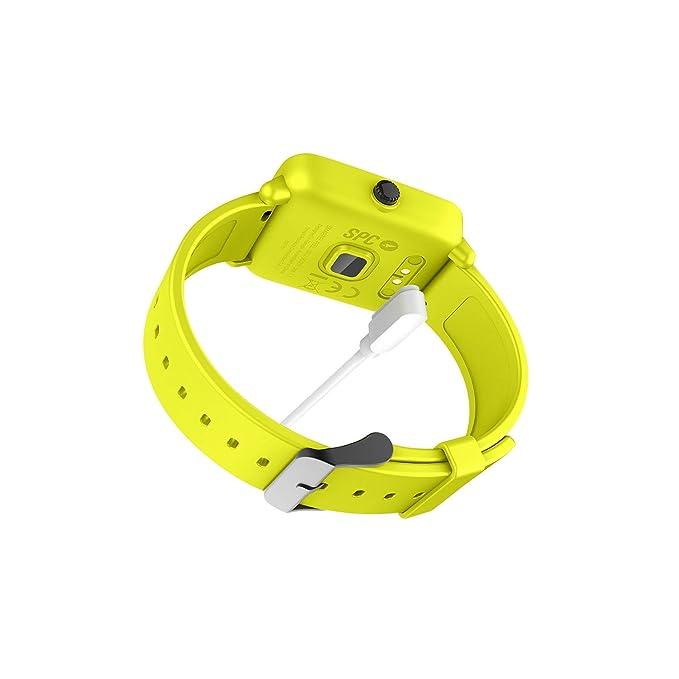 SPC Smartee Feel smartwatch waterproof de color azul con ...