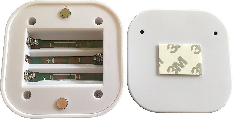 fiveoclock Mailbox Licht unter Licht mit Infrarot
