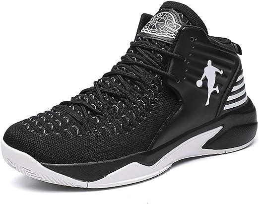Willsky Zapatillas de Baloncesto para Hombre, Zapatillas de ...
