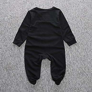 Amazon.com: MIFASOO Panda Printed Baby Rompers Full Sleeve Cotton Baby Pajamas Newborn Baby Girls Boys Clothes: Clothing