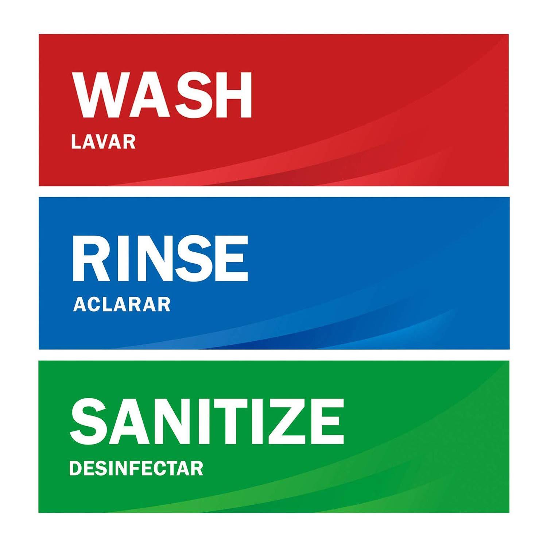 Amazon.com: Etiquetas para lavabo de lavado, ideal para ...