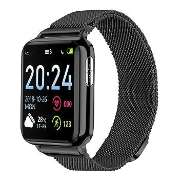 Smartwatch ECG Y PPG Electrocardiograma Frecuencia Cardíaca ...