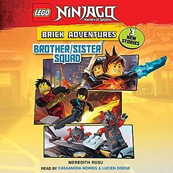 Amazon.com: LEGO Ninjago: Brick Adventures #1: Brother ...
