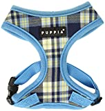 Puppia Spring Harness A, Small, Sky Blue