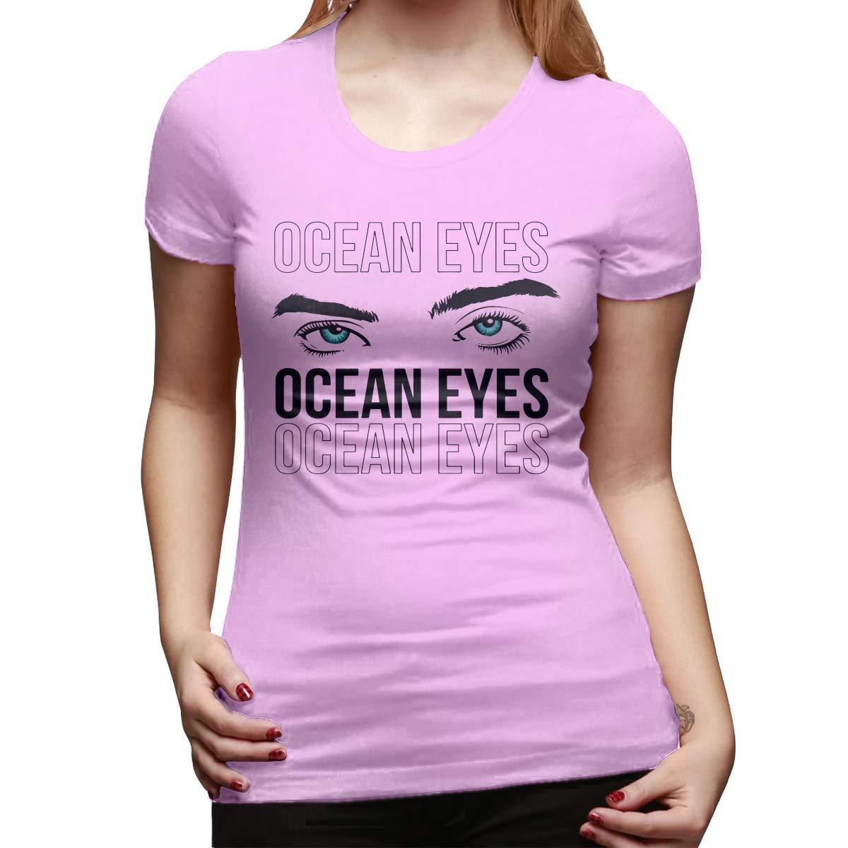 Billie Eilish Ocean Eyes 1597 Shirts