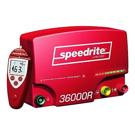 Amazon.com: speedrite 36000rs Mando a Distancia Valla ...