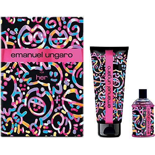EMANUEL-UNGARO-For-Her-Eau-De-Parfum-Set-30-ml