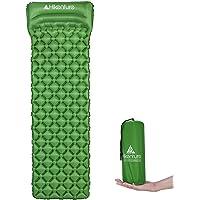 Hikenture Sleeping Pad - Camping Mat, Ultralight Sleeping Pad For Camping, Hiking Tent, Backpacking And Travel…