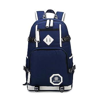 Damen Mädchen Reisetasche Rucksack Freizeitrucksack Schulrucksack Sport Backpack