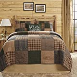 2pc Henley Twin Quilt Set with Sham