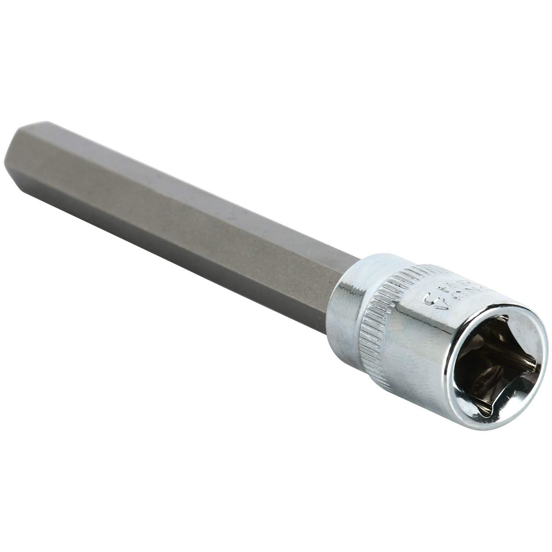 "FreeTec Extra Long Ball End Hex Bit Socket Set 7pcs 3//8/"" Drive Metric 3mm to 10mm"