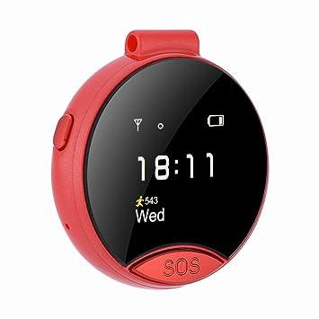 Reloj de bolsillo para niños con posicionamiento de SOS y números ...