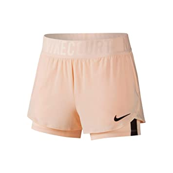 W Ace Dry Court Multicolore Nike Nkct Pantalon Femme Short BtqafwdC