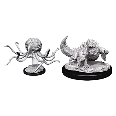 Nolzur's Basilisk and Grell: Toys & Games