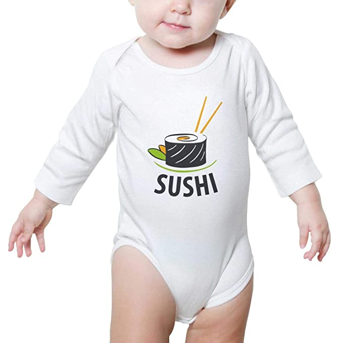 Amazon.com: Sushi Rollo japonés tradicional alimento vector ...