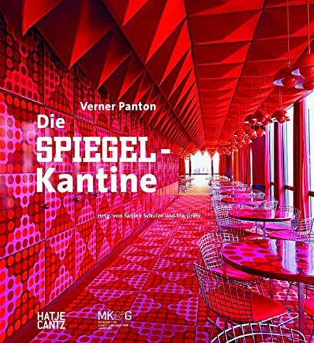 Verner PantonDie Spiegel-Kantine