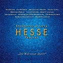 Hesse Projekt 1 Hörbuch von Hermann Hesse Gesprochen von: Söhne Mannheims, Andreas Vollenweider, Matthias Habich, Ben Becker, Roger Willemsen