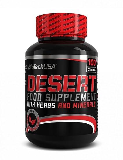 BioTech Desert Perdedores de Grasa - 100 gr