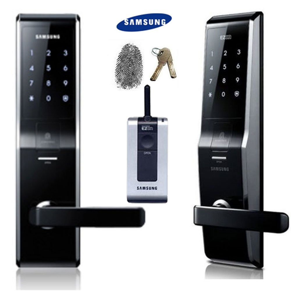 samsung produkte elektronische t rschl sser. Black Bedroom Furniture Sets. Home Design Ideas