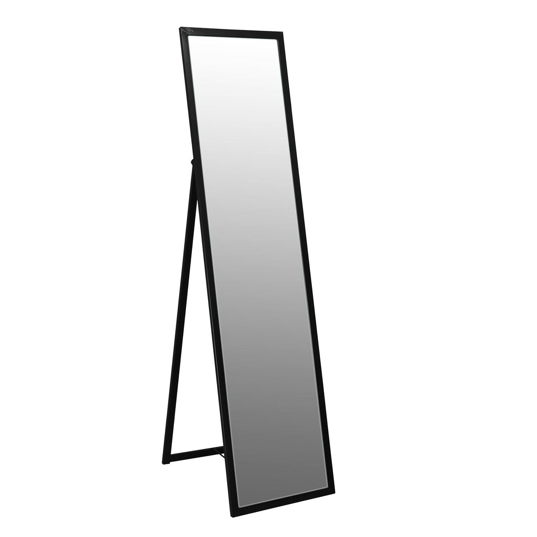 Amazon.de: Harbour Housewares Standspiegel mit Metallrahmen - 1370 ...