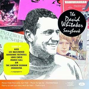 David Whitaker Songbook