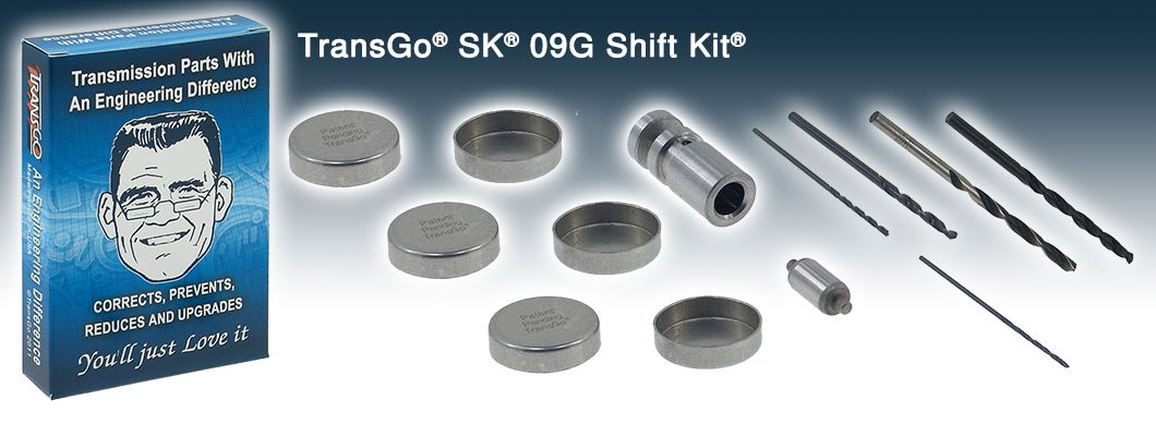 Transgo SK O9G Shift Kit 09G TF-60SN 03-17