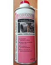 Suministros Orozco, s.l. Limpiador de carburadores en Spray 400ml.
