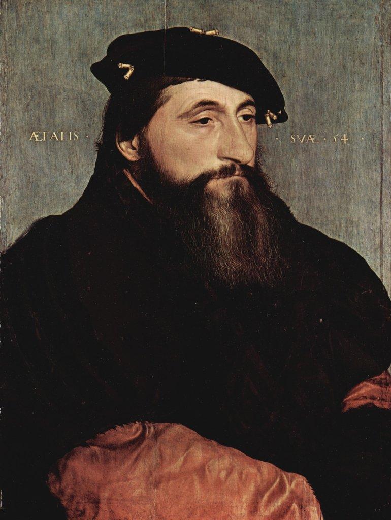 Lais Puzzle Hans Holbein d. J. - Porträt des des des Anton der Gute, Herzog von Lothringen 2000 Teile f3aed3