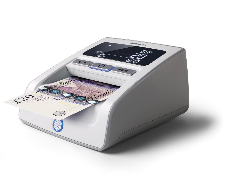 Safescan i Contador y detector de billetes falsos gris
