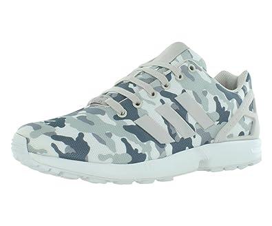 quality design af177 633d2 ... best price adidas zx flux mens running shoes size us 10.5 regular width  color gray ea865