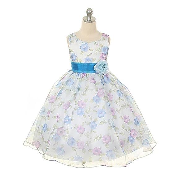 Blue Easter Dresses