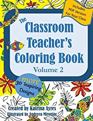 The Classroom Teacher's Coloring Book, Volume 2