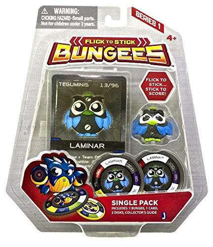 Bungees Single Pack 6 Jazwares Domestic 95406