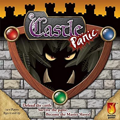 Castle Panic   Learning Toys