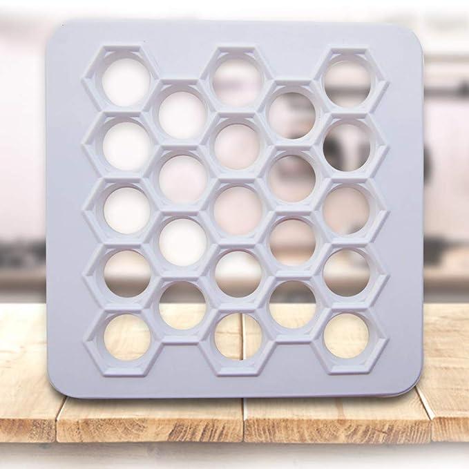 Compra ZAK168 - Molde para Hacer Dumplings manuales, 23 ...