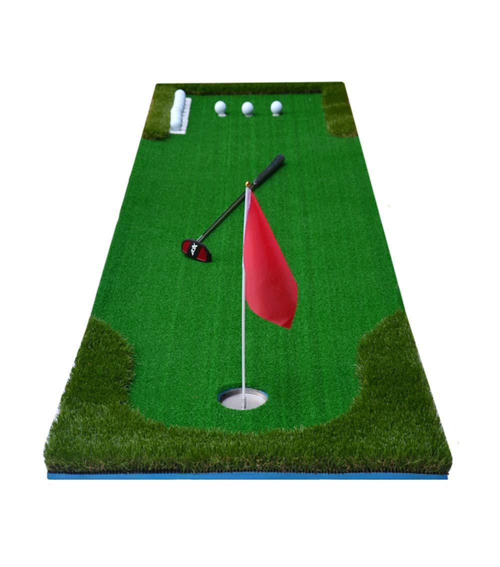テンペンゴルフマット - 屋内ゴルフパッティング練習グリーンミニパッティンググリーントレーナー//(サイズ:50 * 300cm)   B07JW4H3SQ