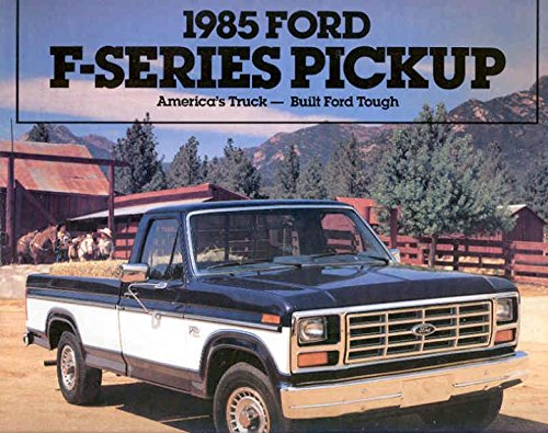 Image result for ford f series 1985 ad