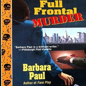 Full Frontal Murder Audiobook