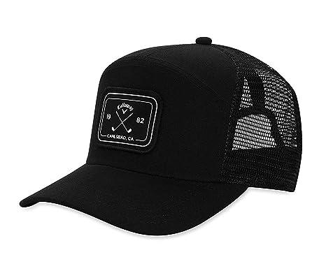 94882fba742 Amazon.com   Callaway Golf 2019 6 Panel Trucker Hat